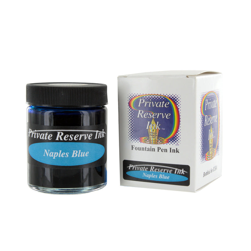 Private Reserve Fountain Pen Bottled Ink, 50ml - Naples Blue