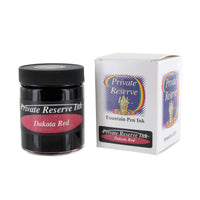 Private Reserve Fountain Pen Bottled Ink, 50ml - Dakota Red