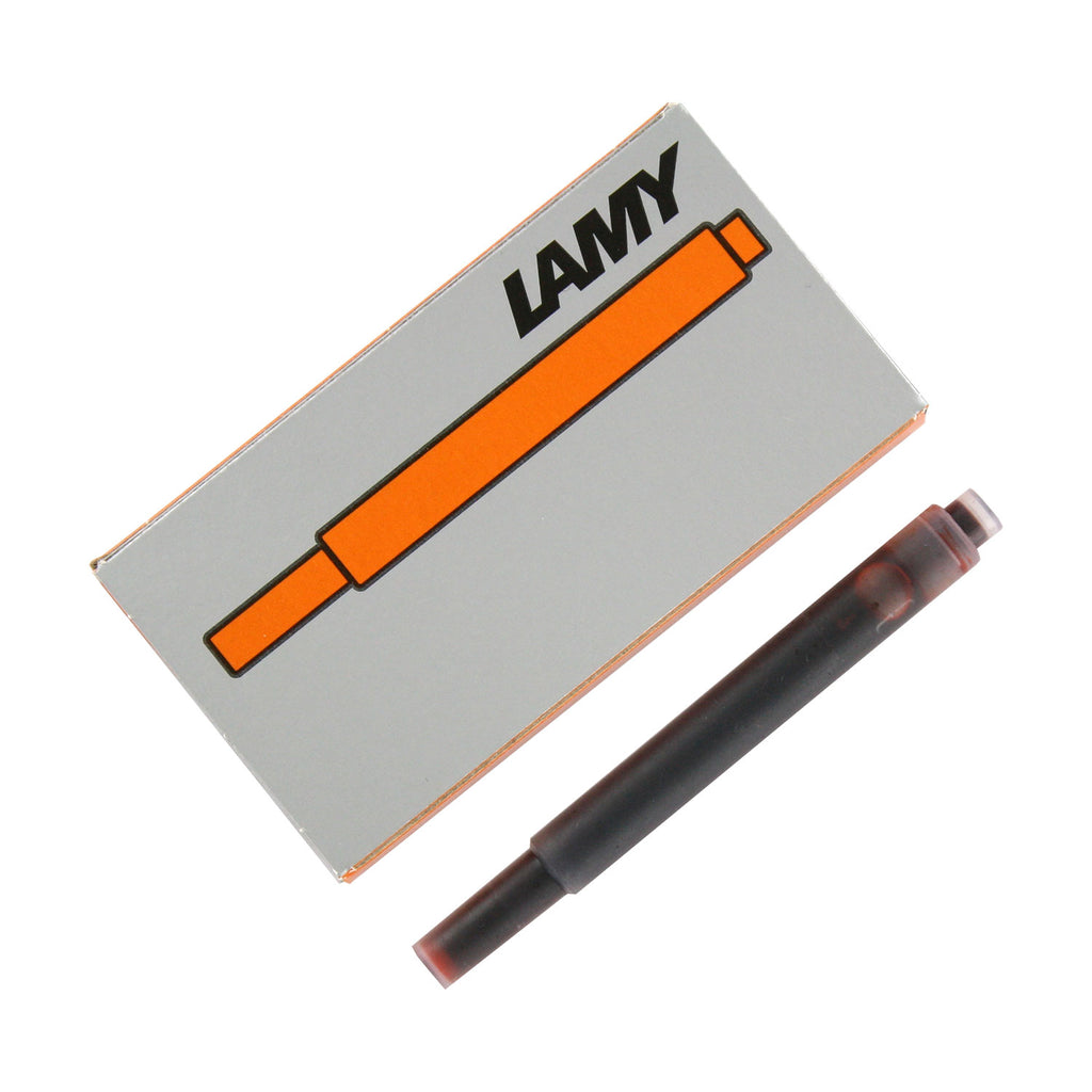 Lamy LT10 2019 Special Edition Bronze Fountain Pen Ink Cartridges