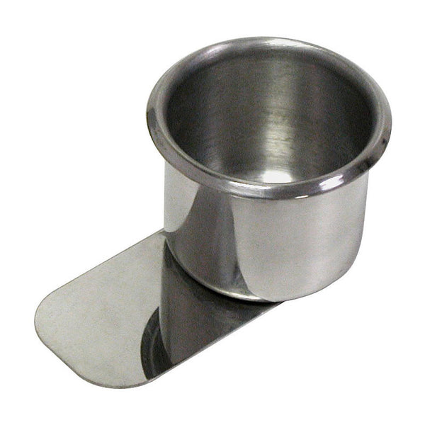 Stainless Steel Cup Holder, Poker Supplies, TradeMark - Olhausen Online
