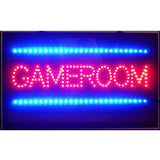 Gameroom LED Sign, LED Signs, Neonetics - Olhausen Online