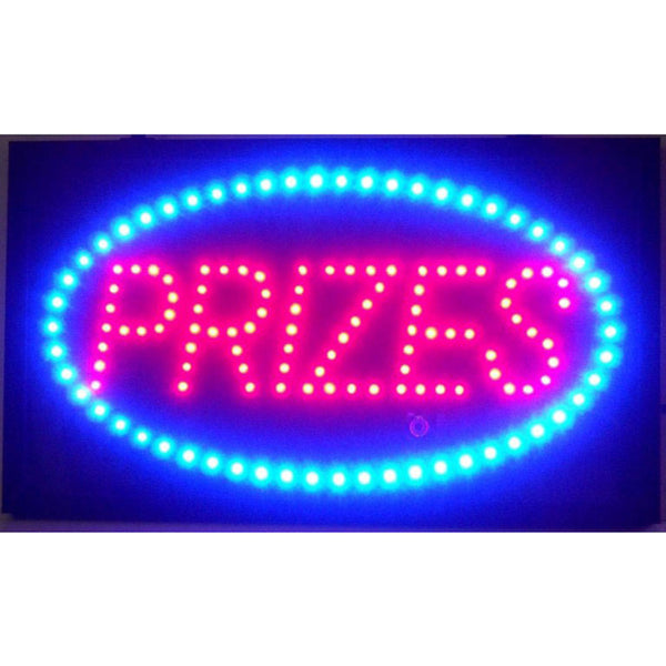 Prizes LED Sign, LED Signs, Neonetics - Olhausen Online