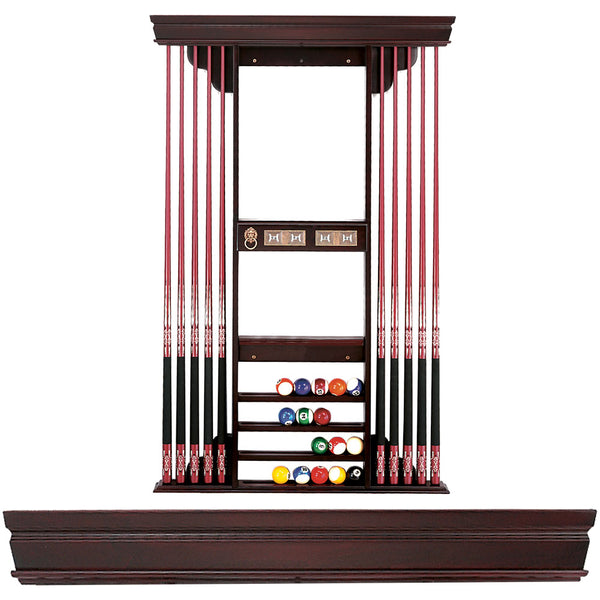 Olhausen Augusta 724 Deluxe Crown Cue Rack