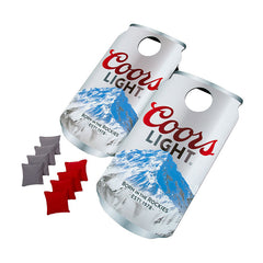 Coors Light Can Cornhole Game, Outdoor Games, TradeMark - Olhausen Online