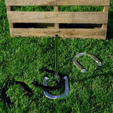 Professional Heavy Duty Horseshoe Set, Outdoor Games, TradeMark - Olhausen Online