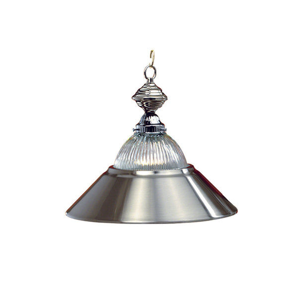 "14"" Stainless Steel Pendant Light, Pendant Lighting, Ram Gamerooms - Olhausen Online"