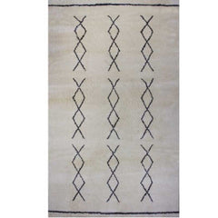 Bay Arbor Natural Hand Knotted, Contemporary Rugs, Meva - Olhausen Online
