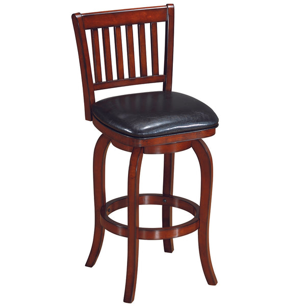 Backed Barstool with Square Seat, Barstools, Ram Gamerooms - Olhausen Online