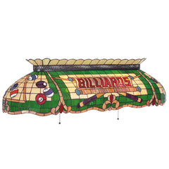 "50"" Tiffany Billiard Light, Billiard Lighting, Ram Gamerooms - Olhausen Online"