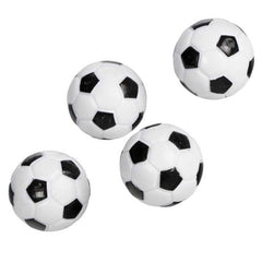 Soccer Ball Foosball 4 Pack