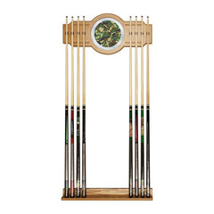 Hunt Camo Billiard Cue Rack with Mirror, Cue Rack, TradeMark - Olhausen Online