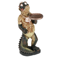 Outdoor Gator Waiter, Outdoor Decor, Ram Gamerooms - Olhausen Online