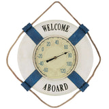 Welcome Aboard Thermometer, Clocks & Thermometers, Ram Gamerooms - Olhausen Online