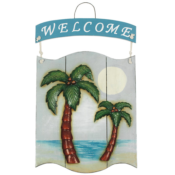 Welcome Palms, Outdoor Decor, Ram Gamerooms - Olhausen Online