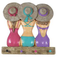 Bikini Ladies Coat Rack, Outdoor Decor, Ram Gamerooms - Olhausen Online