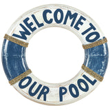 Welcome to our Pool, Outdoor Decor, Ram Gamerooms - Olhausen Online