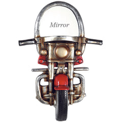 Motorcycle Mirror Pub Sign