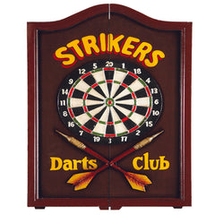 Strikers Dartboard Cabinet, Dartboard Cabinet, Ram Gamerooms - Olhausen Online