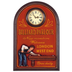 Billiard Parlour Clock