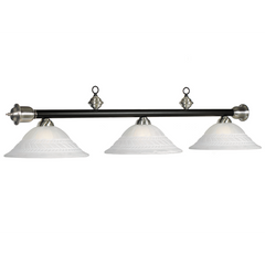 Corda Glass Billiard Light, Billiard Lighting, Ram Gamerooms - Olhausen Online