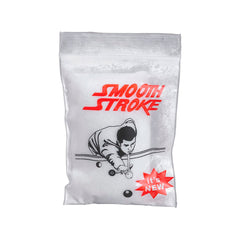 Smooth Stroke Talc Bag, Shaft Products, CueStix - Olhausen Online