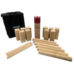 Deluxe Hardwood KUBB Game Set, Outdoor Games, Playcraft - Olhausen Online