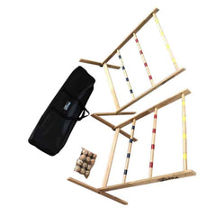 Deluxe Hardwood Ladder Toss, Outdoor Games, Playcraft - Olhausen Online