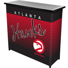 NBA Teams Portable Bar w/ Case