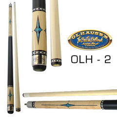 Olhausen Deluxe Inlaid Pool Cue, Pool Cues, Olhausen Billiards - Olhausen Online
