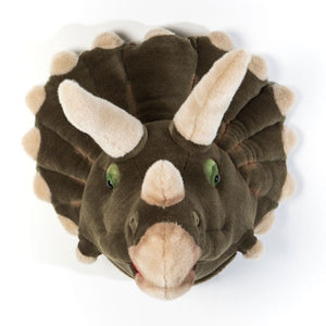 Adam Dinosaur - Plush Wall Decor - Angus & Dudley Collections