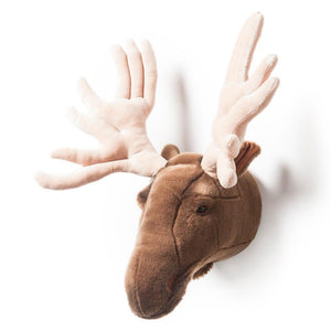 Alfred Moose - Plush Wall Decor