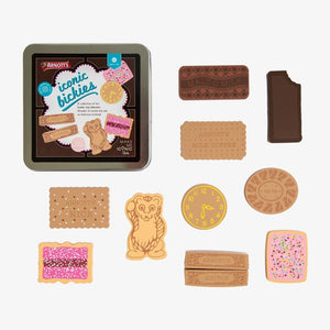 make me iconic wooden arnotts biscuits