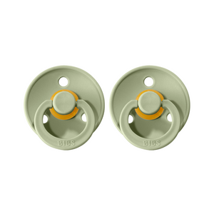 Bibs Colour Dummies - Sage - (2 pack)