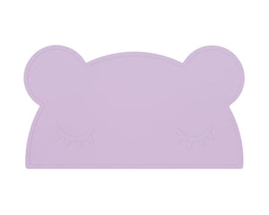 Bear Placie - Lilac - Angus & Dudley Collections