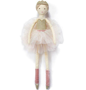 Nana Huchy Betty Ballerina Soft Toy Doll - Angus & Dudley Collections