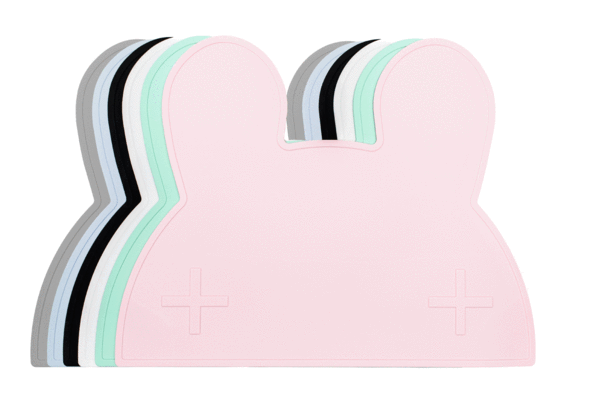 Bunny Placie - Powder Pink