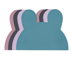 Bunny Placie - Charcoal - Angus & Dudley Collections