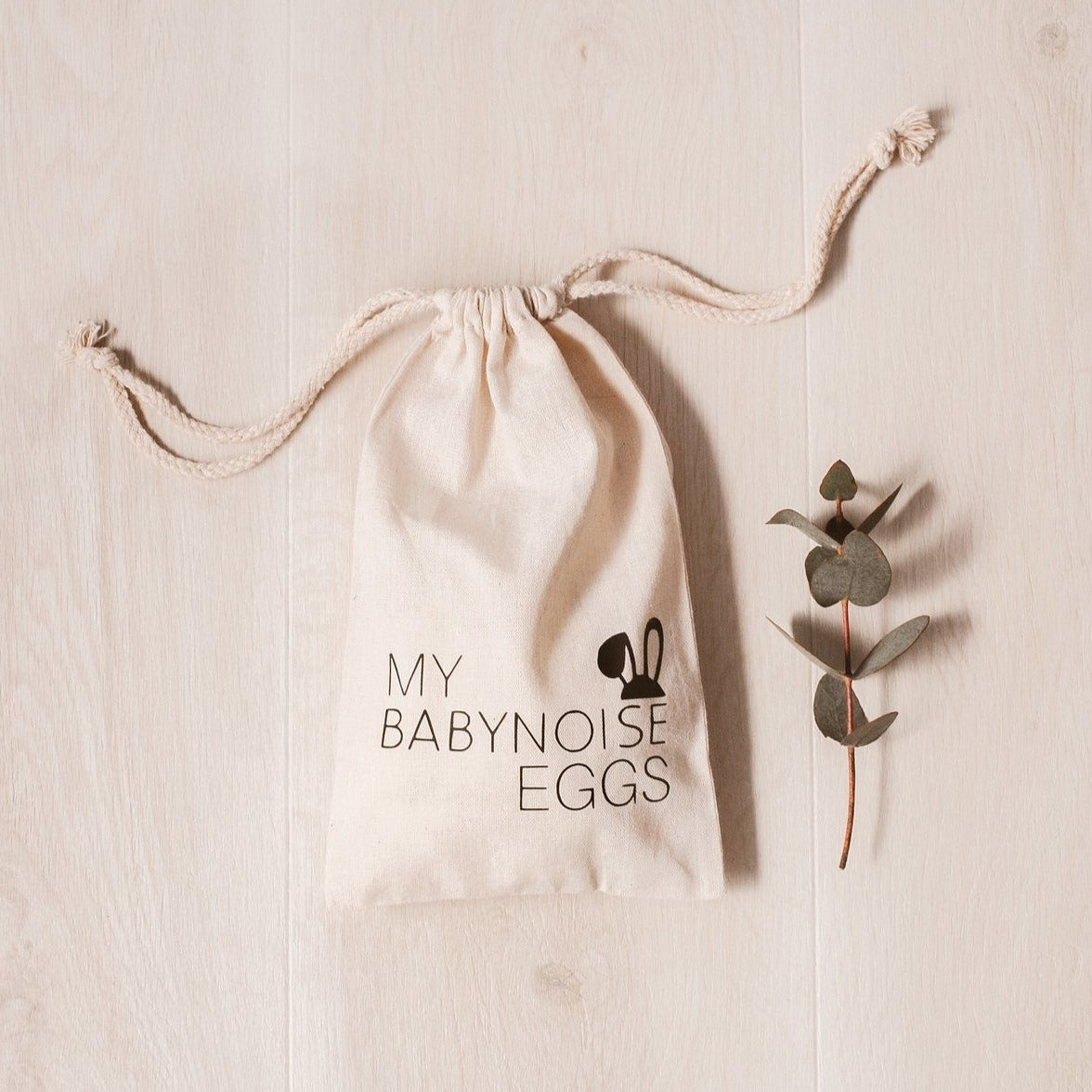 Babynoise Egg Storage Bag