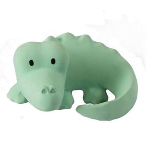 Crocodile Rattle/Teether - Angus & Dudley Collections