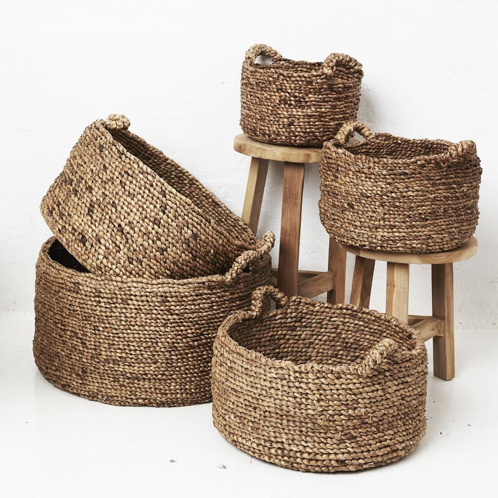 Kids toy storage baskets. Hamper. Angus and Dudley Collections