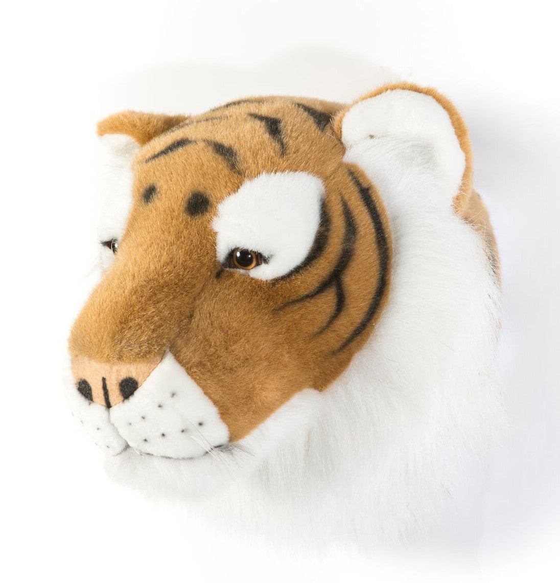 Felix Tiger - Plush Wall Decor - Angus & Dudley Collections