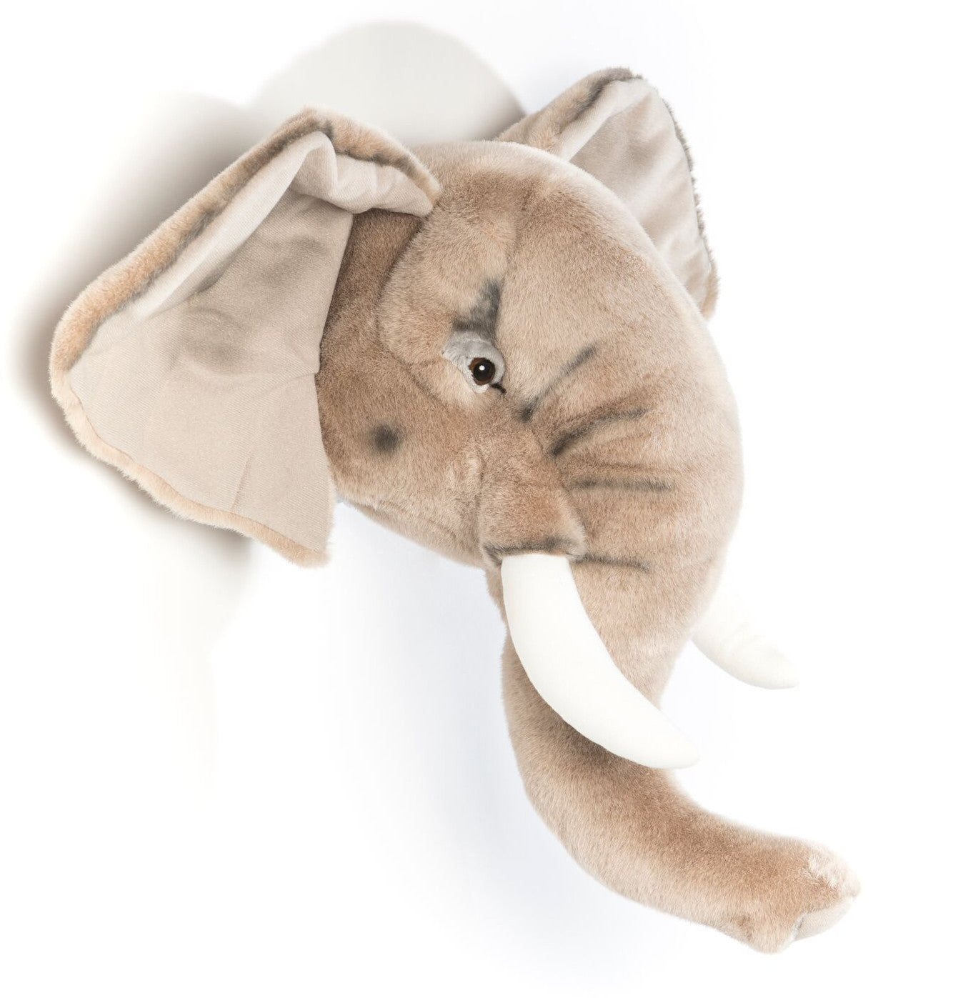 George Elephant - Plush Wall Decor - Angus & Dudley Collections