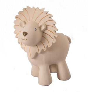 Lion Rattle/Teether - Angus & Dudley Collections