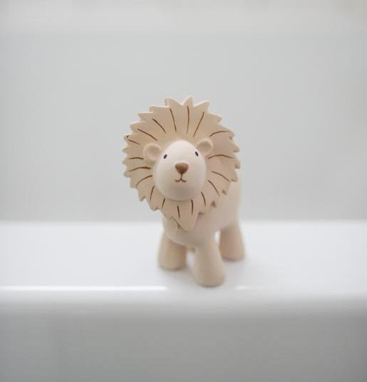 Baby Teether/Rattle/Bath Toy/Lion