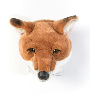 Louis Fox - Plush Wall Decor - Angus & Dudley Collections