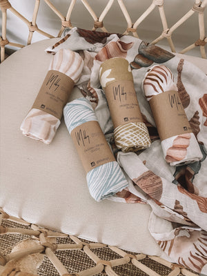 Milky Design Bay Wrap