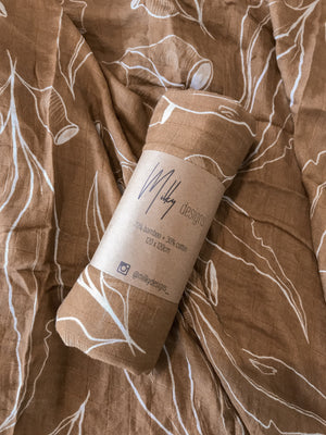 Milky Designs Golden Gumnut Wrap