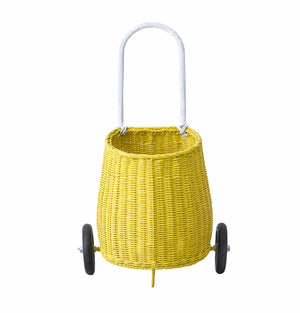 Luggy Basket Yellow - Olliella - Angus & Dudley Collections