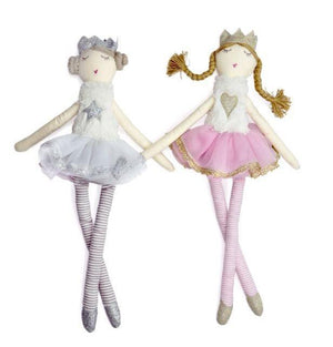Nana Huchy Princess Pinky Soft Toy Doll - Angus & Dudley Collections