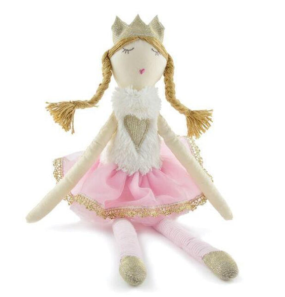 Nana Huchy Princess Pinky rag doll for girls.